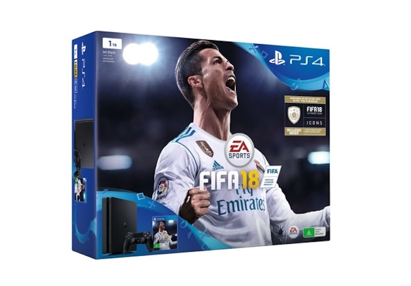 PS4 FIFA 18 Bundle India Price and Release Date Revealed