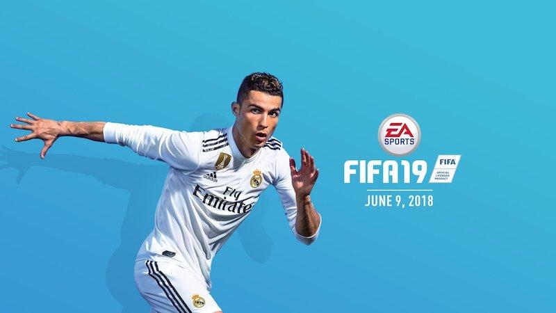 FIFA 19 Cover Star Is Real Madrid's Cristiano Ronaldo