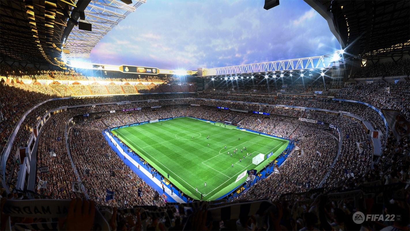 fifa 22 stadium fifa 22