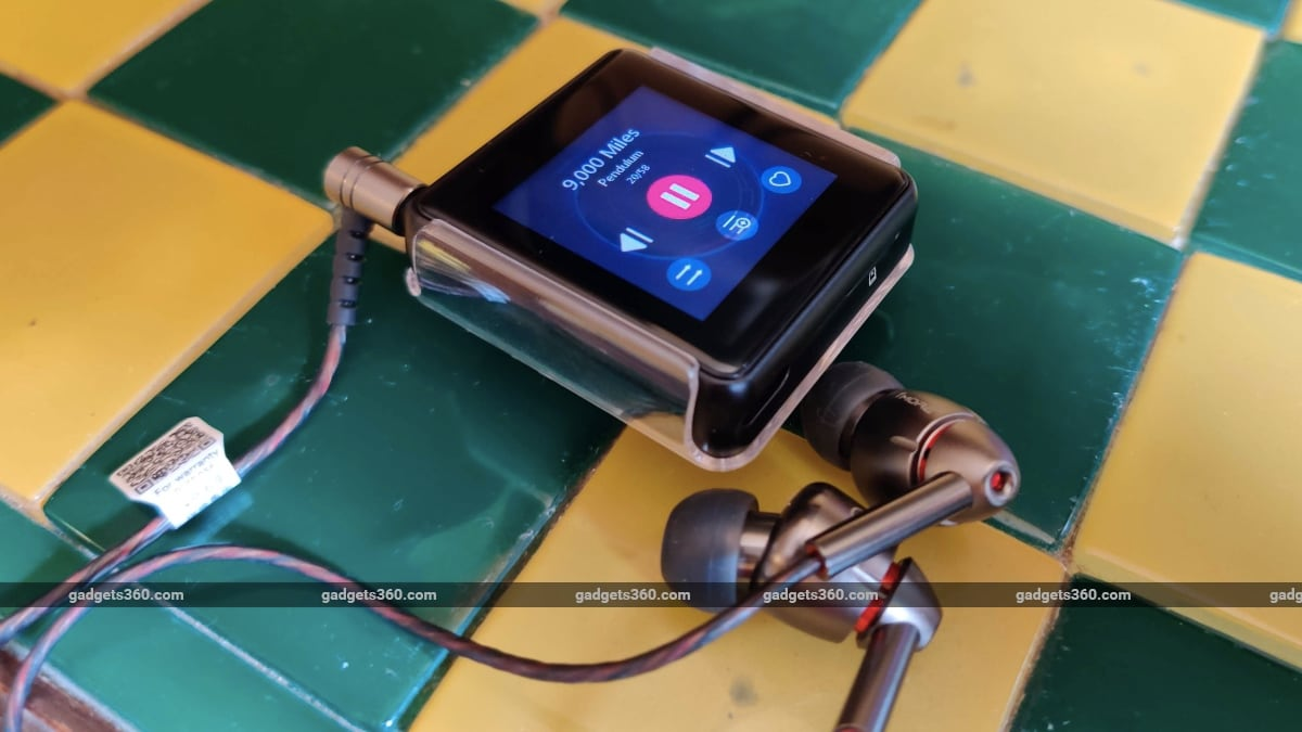 fiio m5 review earphones Fiio M5