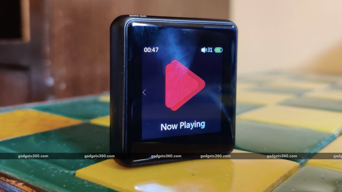 fiio m5 review screen Fiio M5