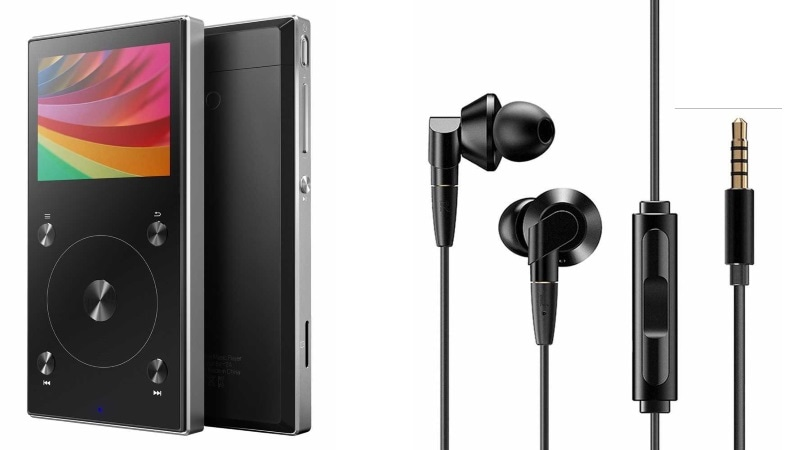 FiiO India Launches X3 Mark III PMP, F5 Earphones, and i1 Lightning Amplifier & DAC