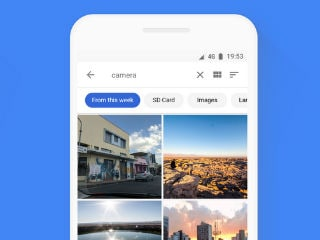 Google Files Go App Updated With Faster Search Experience, Easier Removal of Duplicate Files