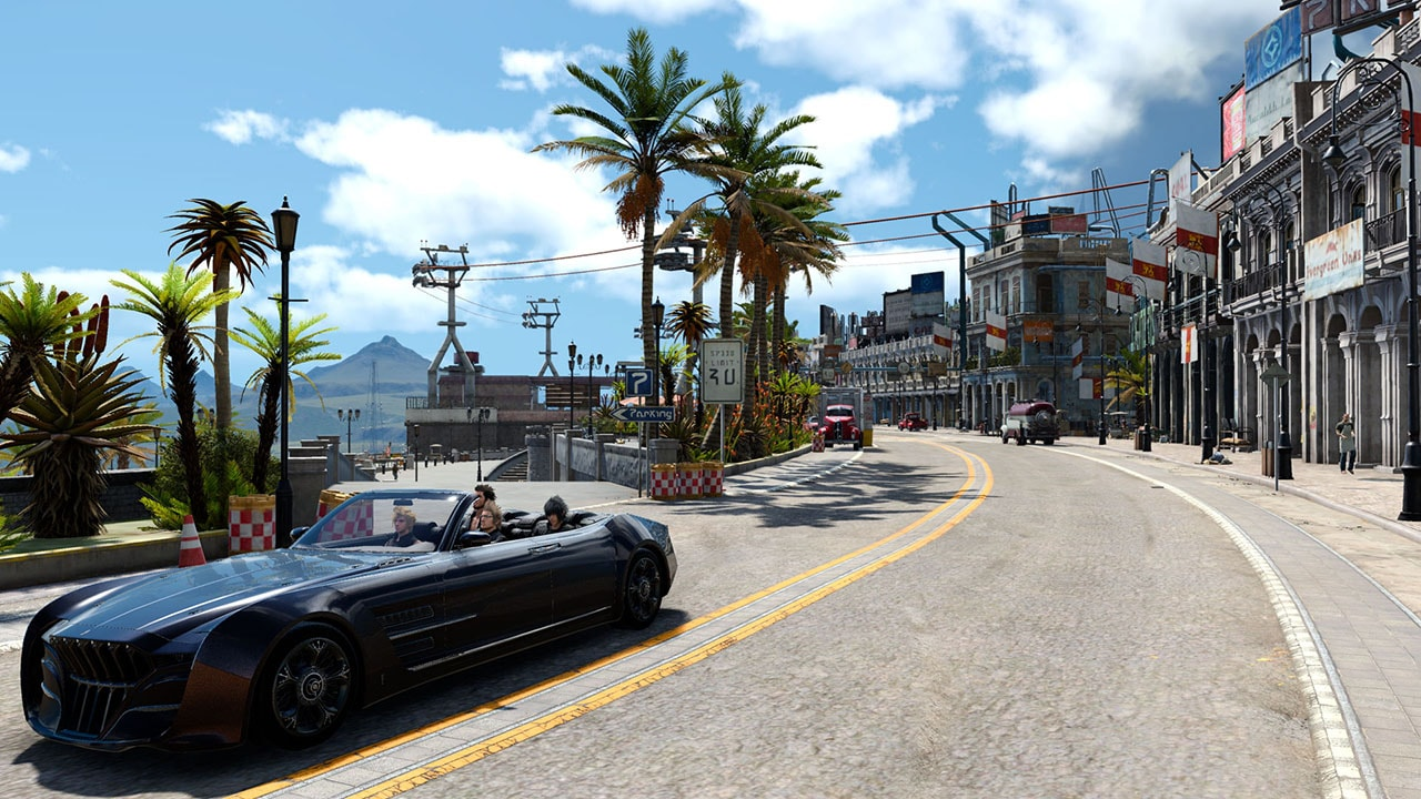 Final Fantasy XV Will Support Steam Workshop on PC, May Come to Nintendo Switch