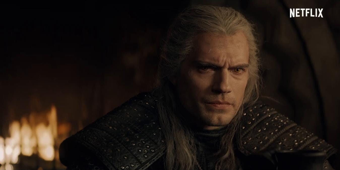 Netflix Releases Final Trailer for 'The Witcher' Starring Henry Cavill