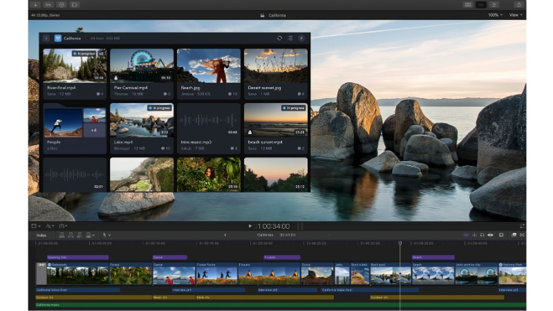 Apple Final Cut Pro X 10.4.4 Launched With Third-Party Workflow Extensions, New Comparison Viewer, and More