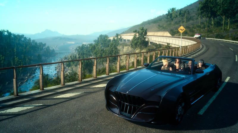 Final Fantasy XV Regalia Final_fantasy_XV