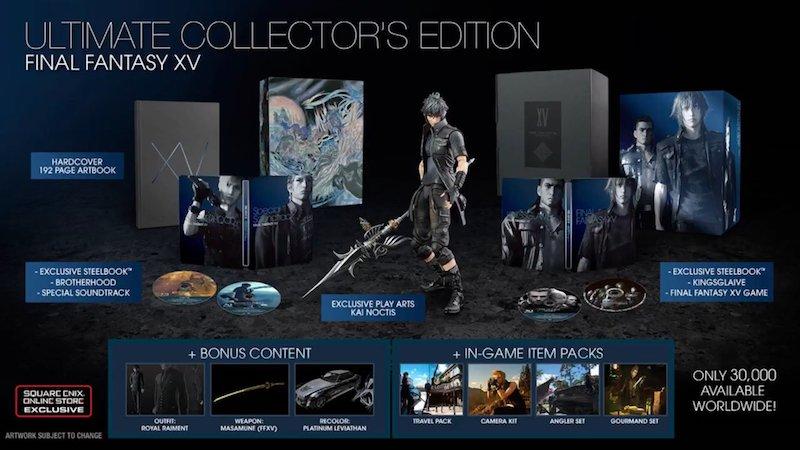 final fantasy XV ultimate collectors edition final_fantasy_XV