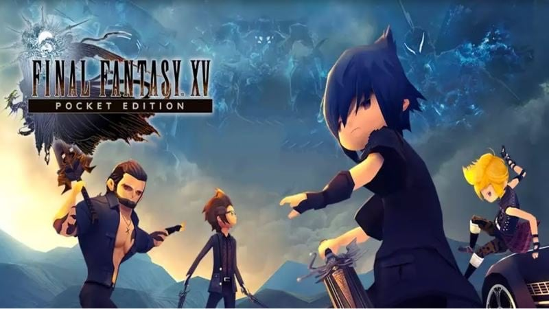 Final Fantasy XV Pocket Edition Coming to Nintendo Switch Soon, Out Now for PS4 and Xbox One