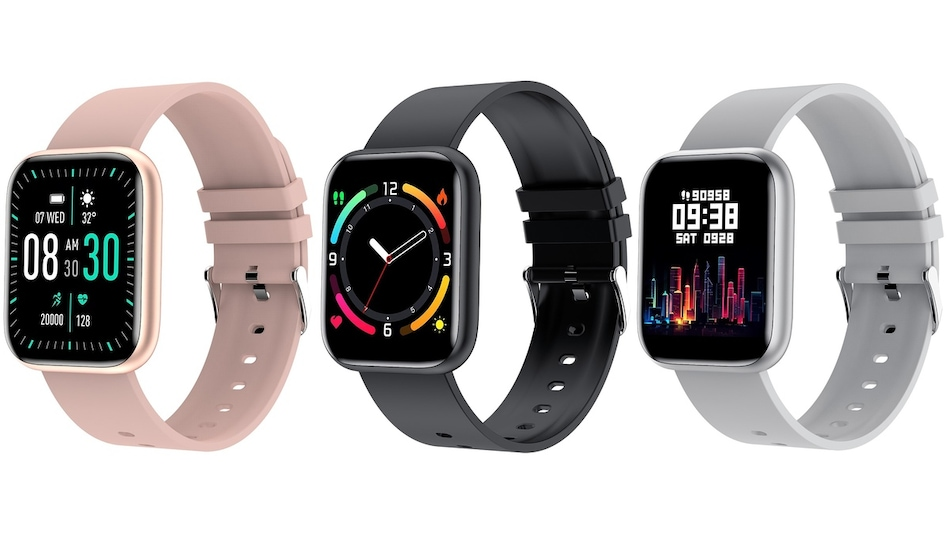 Fire-Boltt Ninja Budget Smartwatch With Touchscreen, SpO2 Tracking Launched in India: Price, Specifications