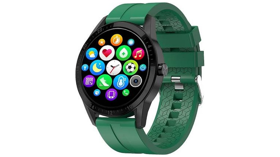 Fire-Boltt Talk Smartwatch With Sp02 Tracking, Bluetooth Calling Launched in India