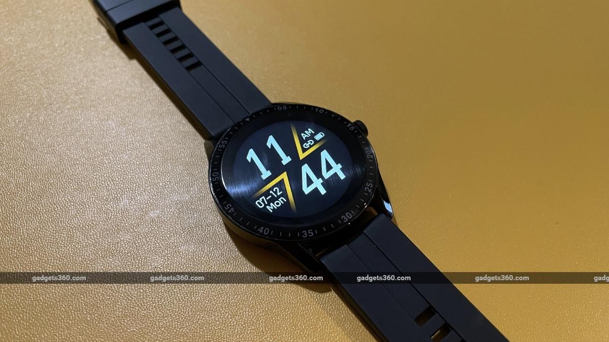 Fire-Smartwatch bolt Talk Review: A spokesman for the Bluetooth Wrist-Worn