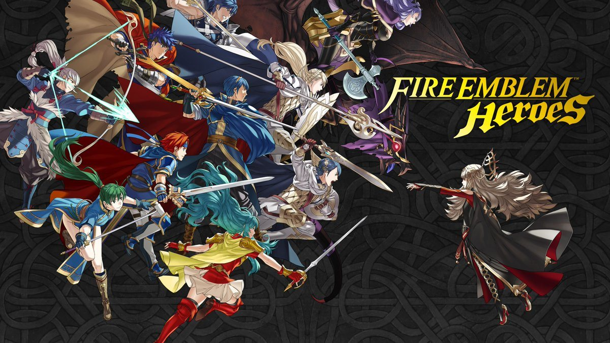 Nintendo's Fire Emblem Heroes Arrives on Android and iOS on February 2