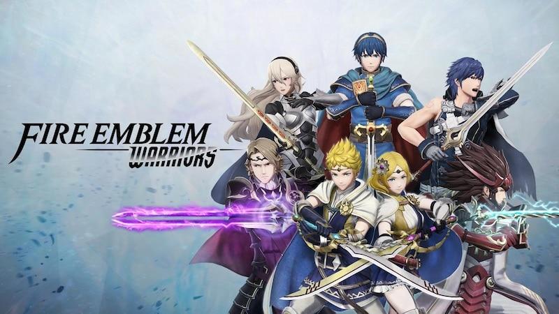 fire emblem warriors cover Fire Emblem Warriors
