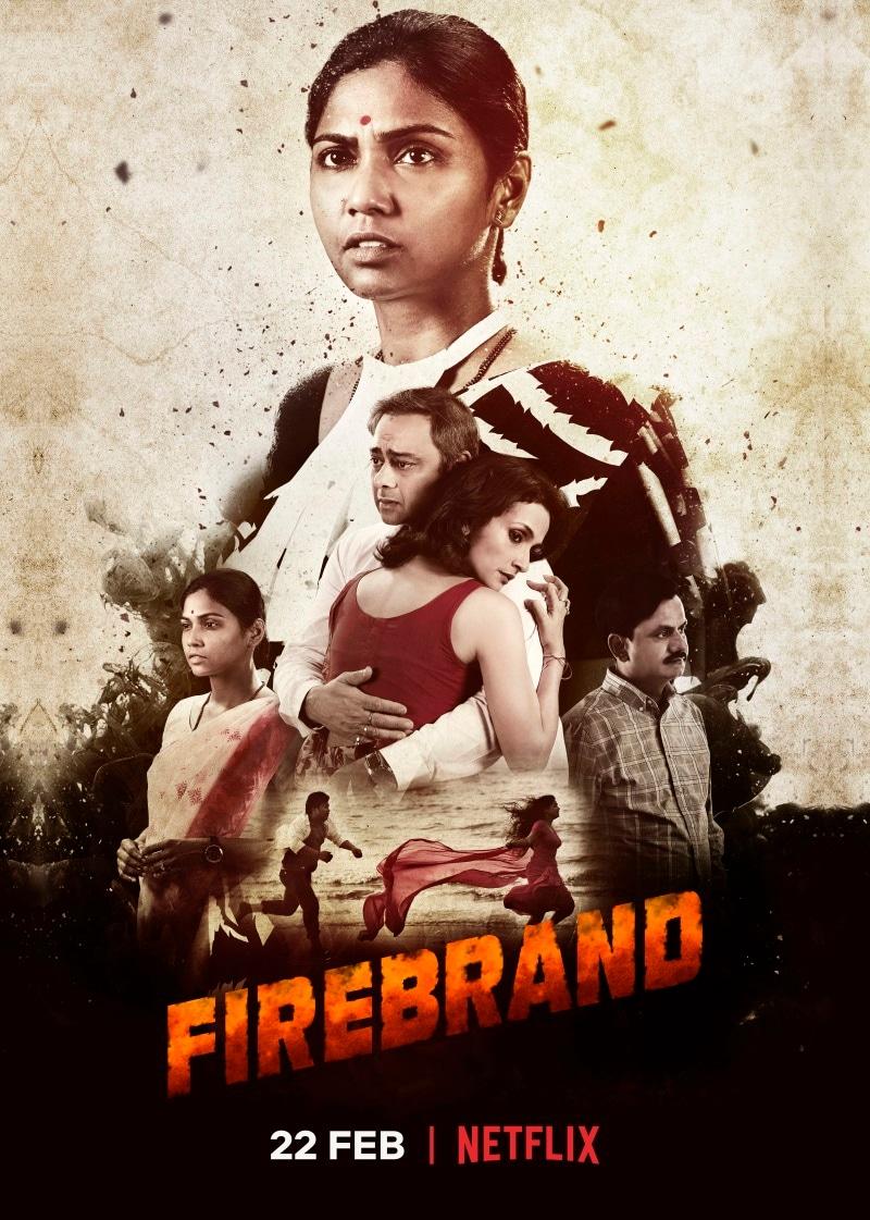 firebrand netflix poster Firebrand Netflix poster