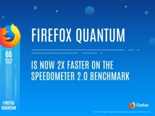 Firefox 57 Beta 'Quantum' With Next-Generation Browser Engine Released, Said to Be '2X Faster'