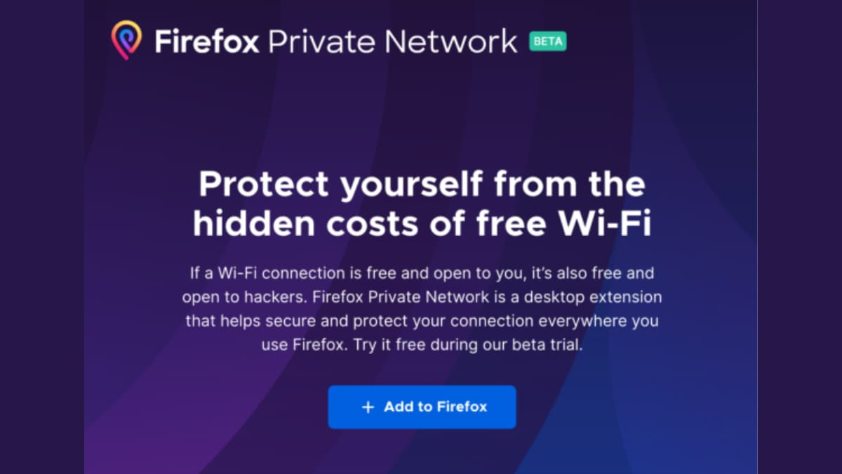 Mozilla Testing a New Browser-Based VPN in Firefox: How to Use it