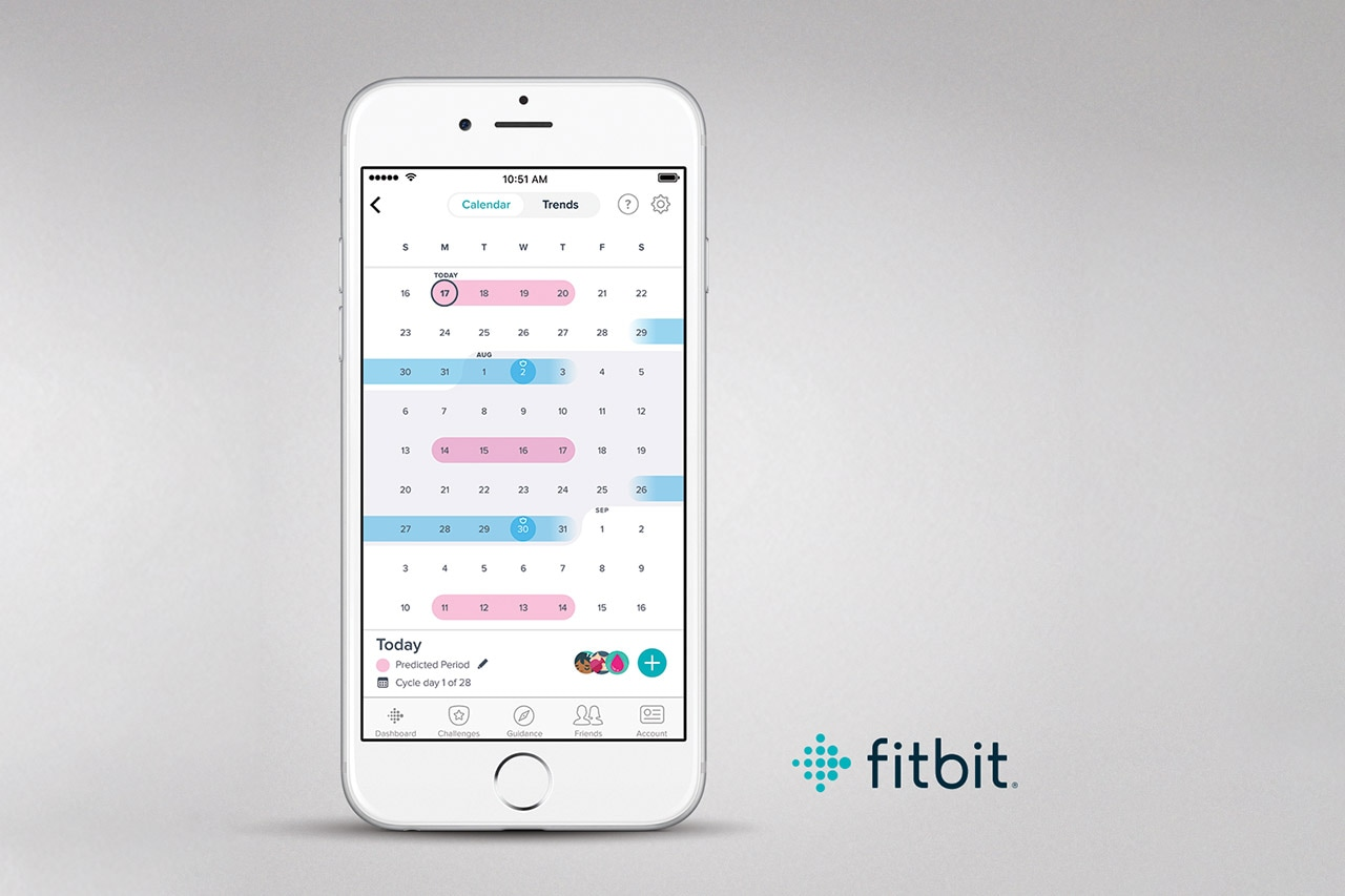 fitbit female health app ios Fitbit female health app iPhone