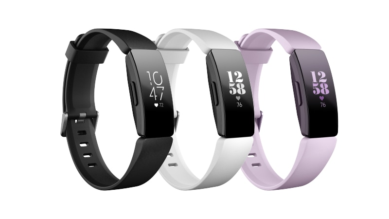 Fitbit Inspire Inspire HR Fitness Trackers Quietly Launched Meant for Business Users