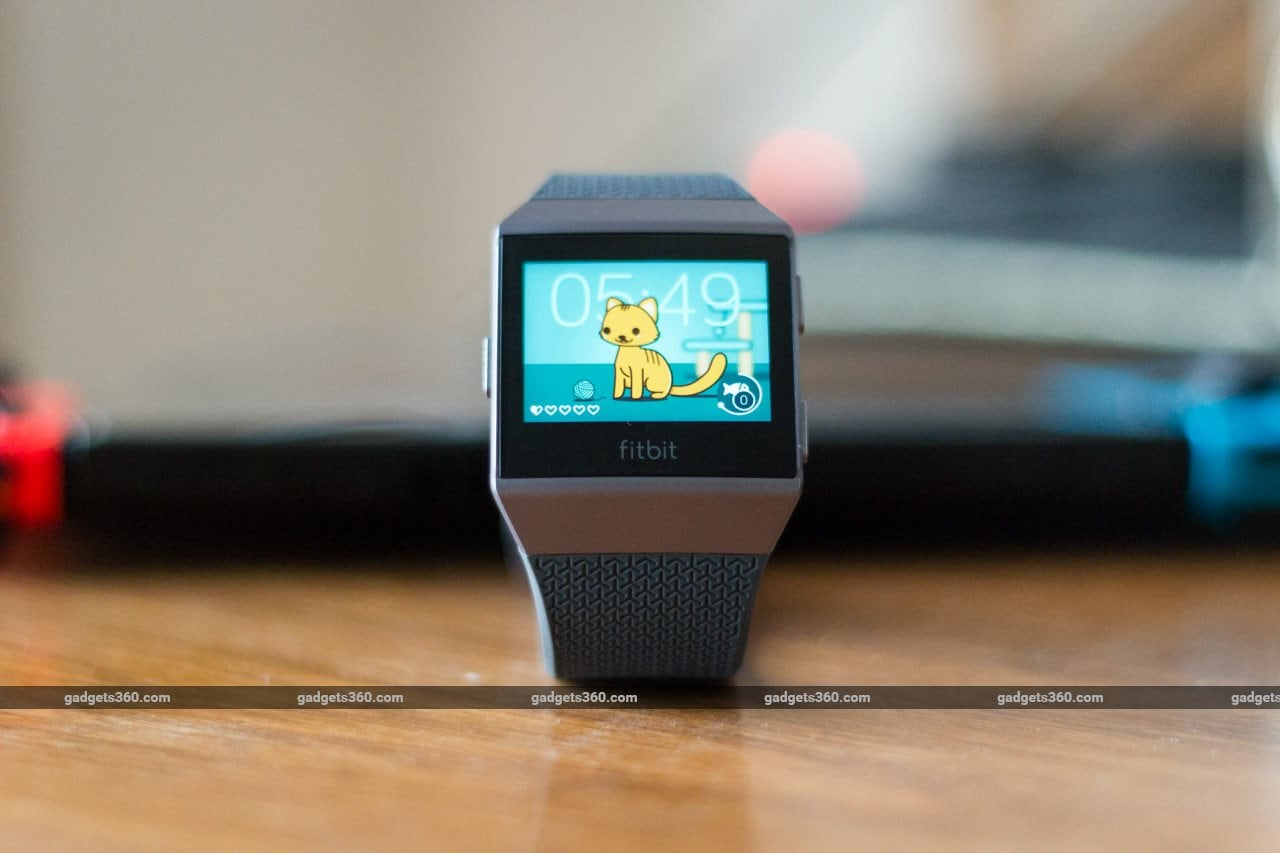Fitbit Ionic Review | NDTV Gadgets360 com