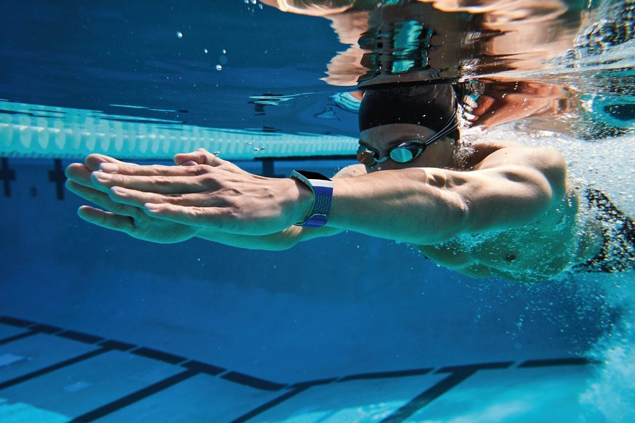 fitbit ionic waterproof Fitbit Ionic