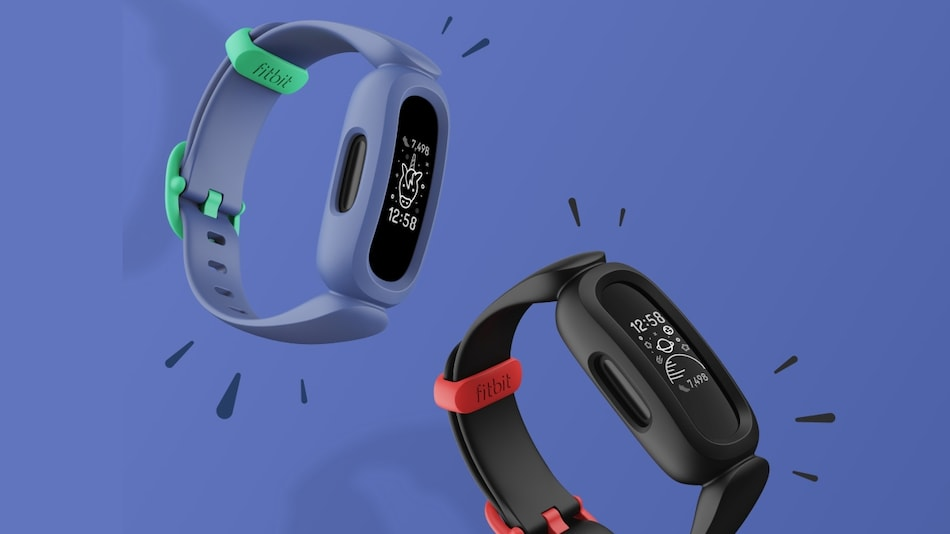 Fitbit Ace 3 for Kids With Touchscreen PMOLED Display, Up to 8-Day Battery Life Launched