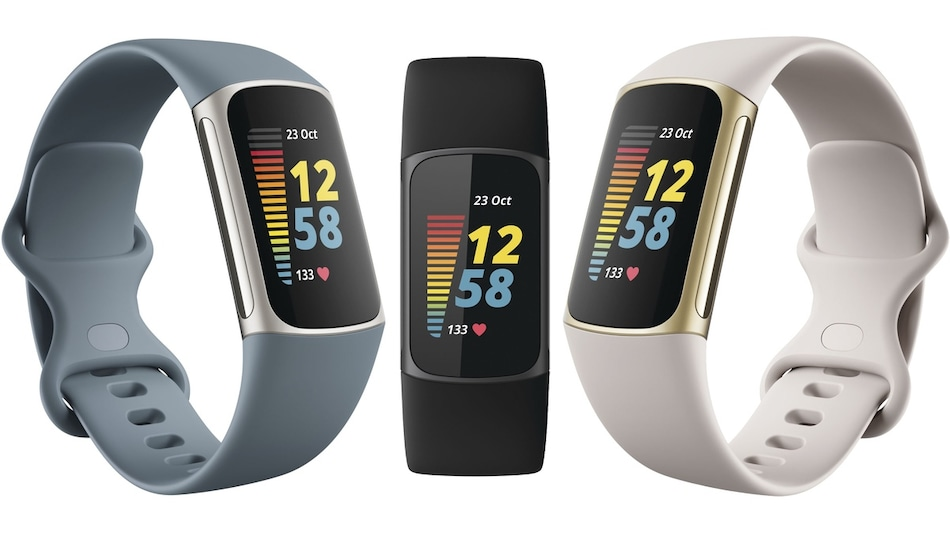Fitbit Charge 5 Colour Options, Design Details Surface in Official-Looking Renders