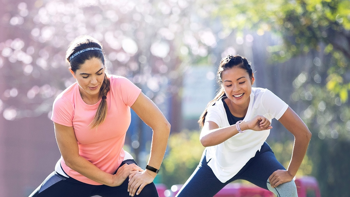 fitbit inspire exercise Fitbit Inspire