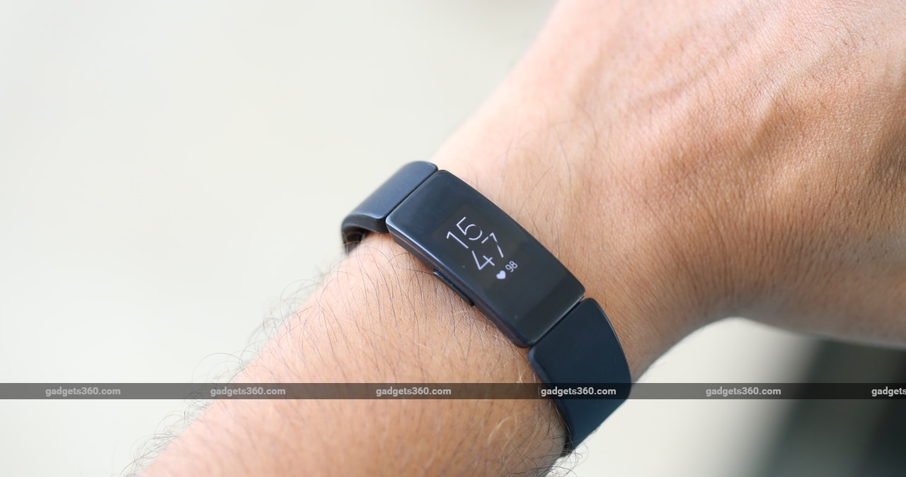 Fitbit Inspire and Inspire HR Review | NDTV Gadgets360 com