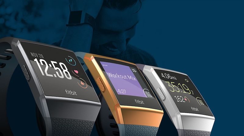 Fitbit Ionic Smartwatch Launched With Heart Rate Tracking, 4-Day Battery Life