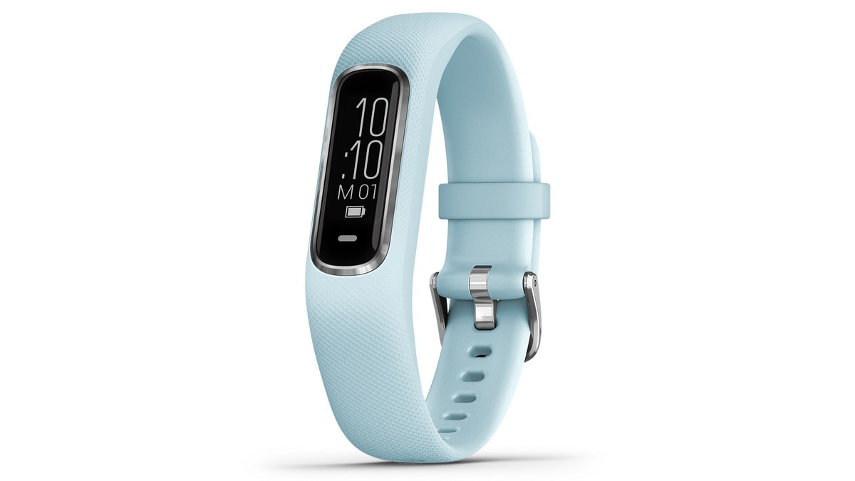 Garmin Vivosmart 4 Fitness Tracker Launched in India at Rs ... on garmin europe maps download, navigation maps download, free label download, garmin lifetime map download, free nuvi map update,