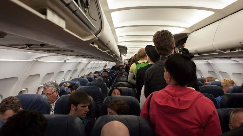 Business, Leisure Travellers Ponder Flying Without Laptops