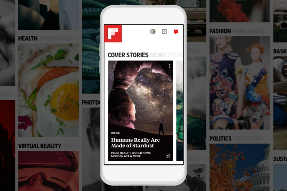 Flipboard Databases Hacked, Account Information of Users Exposed
