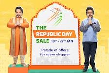 Flipkart Republic Day Sale 2020: Offers on Mobiles, Electronics, Fashion, 10% Instant Discount ICICI, Kotak Credit Cards