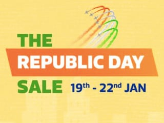 Flipkart Sale: Best Republic Day 2020 Sale Offers on Mobile Phones, Smart TVs, iPad, and More