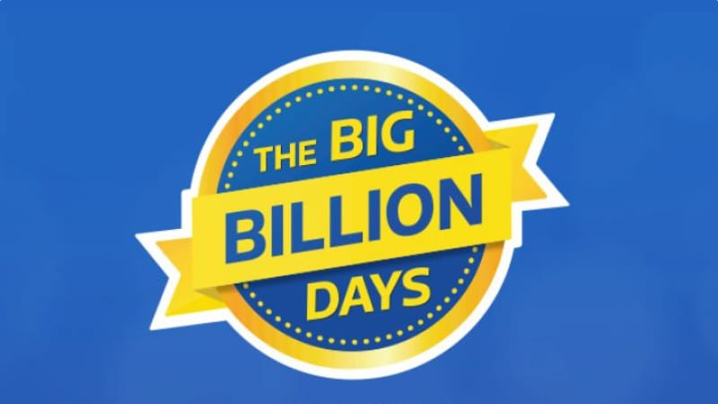 Flipkart Big Billion Days Sale Kicks Off on October 10, Offers Up to 80 Percent Off on Electronics