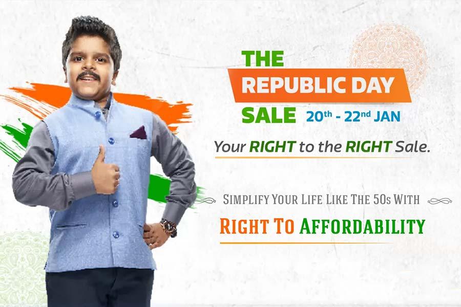 Flipkart Republic Day Sale Today, Offers 2019: Check Flipkart Offers Today