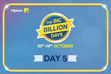 Flipkart Big Billion Days from 10th Oct-14th Oct, Day 5 Highlights of The Biggest Online Shopping Festival!