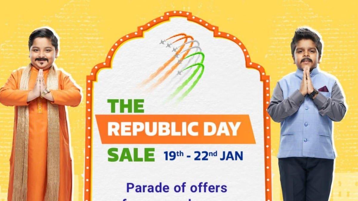 Flipkart Republic Day Sale Kicks Off for Plus Members: All Details