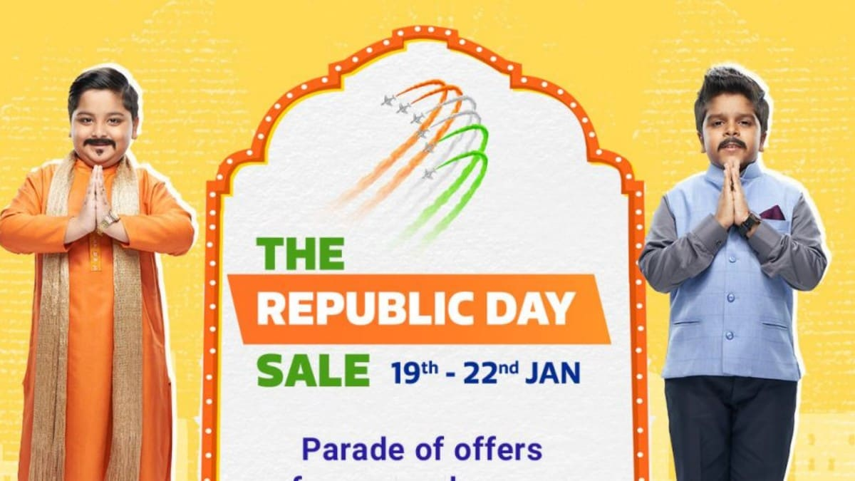 Flipkart's The Republic Day Sale 2020 Kicks Off for Plus Members: Deals, Offers, and Other Details