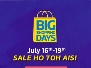 Flipkart Big Shopping Days Sale Best Deals and Offers Today: Highlights