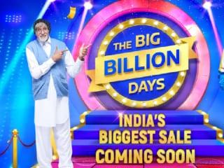 Flipkart Big Billion Days सेल जल्द, मोबाइल फोन से लेकर इलेक्ट्रॉनिक्स पर मिलेगी भारी छूट