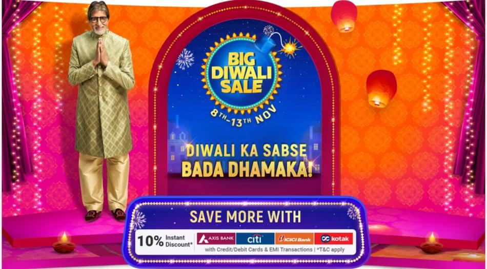 Flipkart Big Diwali सेल 8 नवंबर से होगी शुरू, Realme Narzo 20 Pro व Poco M2 जैसे फोन पर मिलेगी भारी छूट