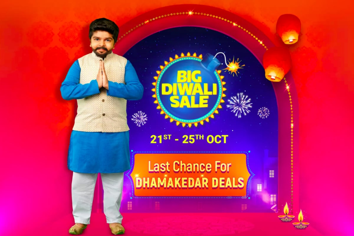 Flipkart Big Diwali Sale 2019 to Return on October 21, Discounts on Redmi Note 7 Pro, Realme 5, and Others Revealed