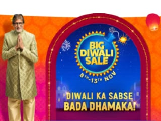 Flipkart Big Diwali Sale Begins November 8: Price Cuts on Realme Narzo 20 Pro, Poco M2, More