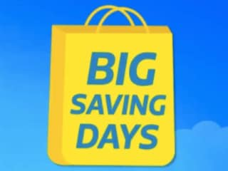 Flipkart Big Saving Days 2021 Sale Goes Live: Best Offers on Mobile Phones, Laptops, TVs