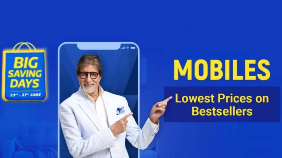 Vivo Z1x, Oppo A9 (2020), iPhone XS: स्मार्टफोन जिन पर Flipkart Big Saving Days Sale में मिलेगी छूट
