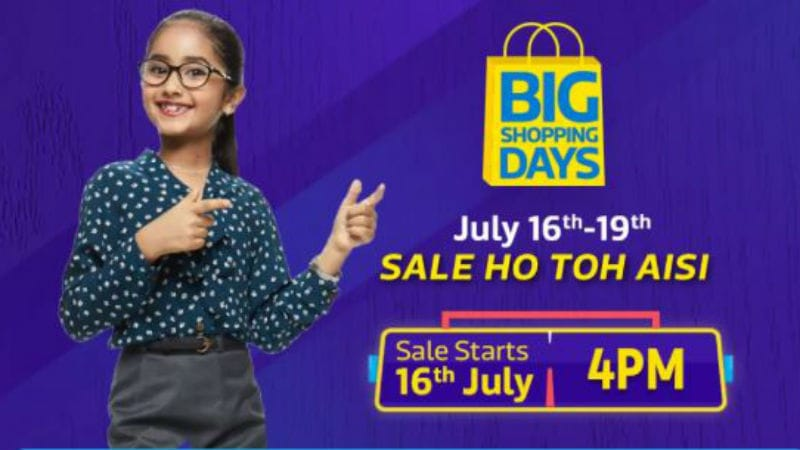 Flipkart Sale Kicks Off to Take on Amazon Prime Day: What's On Offer