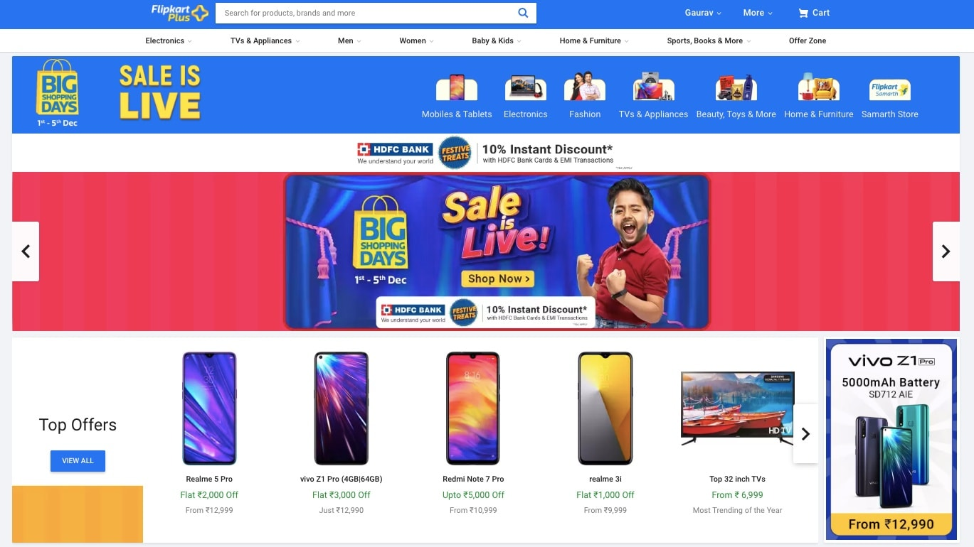 Flipkart Big Shopping Days, Mi Note 10 India Launch Teaser, WhatsApp Updates, and More Tech News This Week