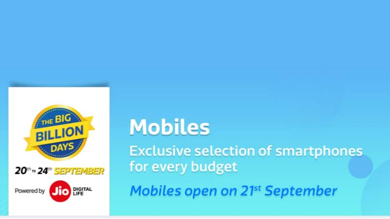 Flipkart Big Billion Days Sale Offers Revealed: Smartphone, Laptop Deals and More